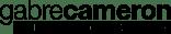 Gabre Cameron Logo